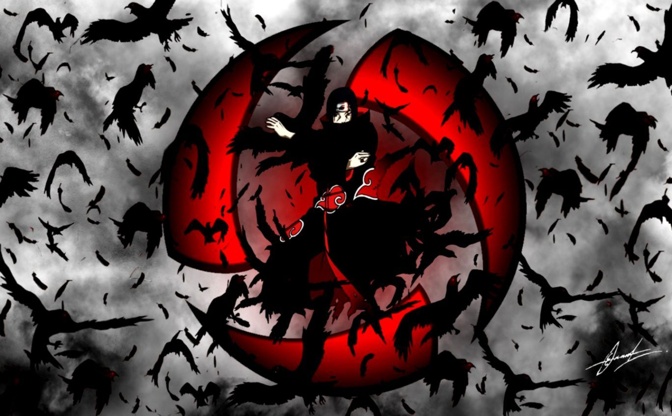 Itachi Uchiha Wallpapers Top Free Itachi Uchiha