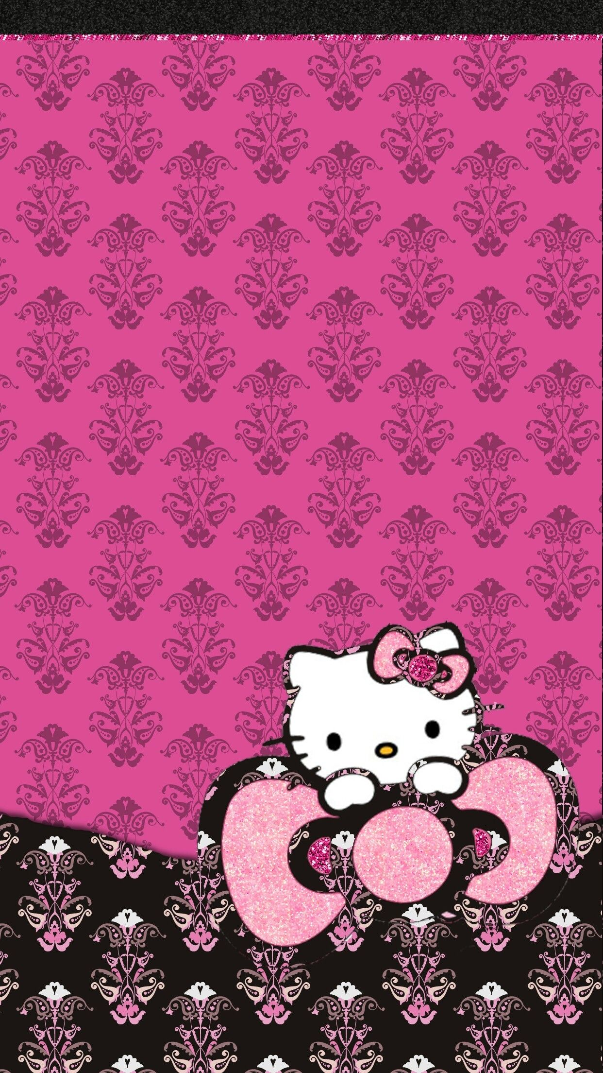 Pink Hello Kitty Wallpapers Top Free Pink Hello Kitty