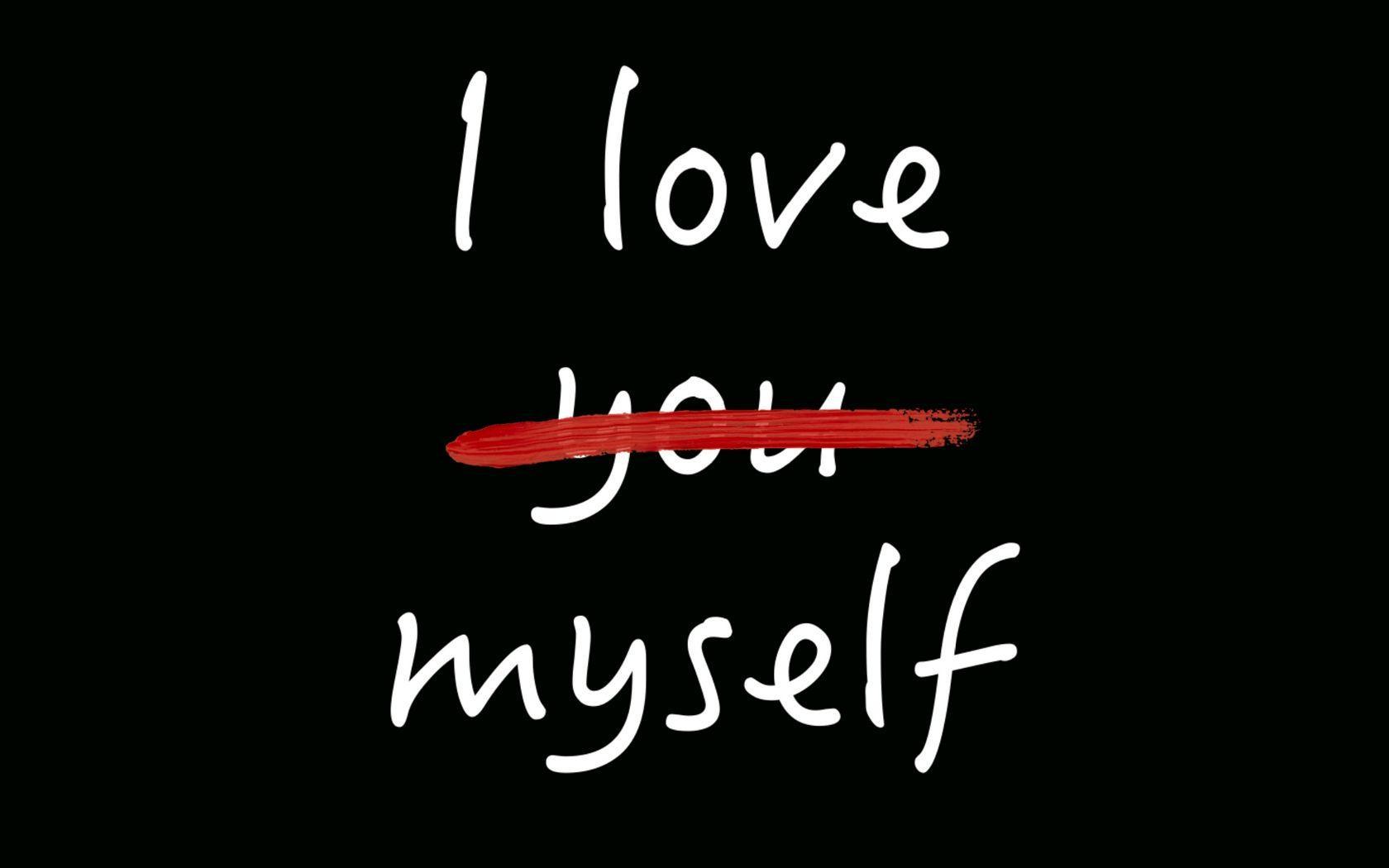 Image result for i love myself