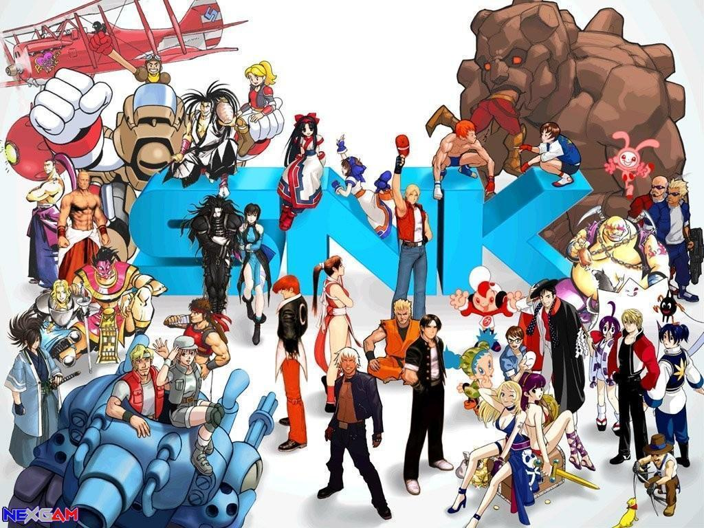 Snk Wallpapers Top Free Snk Backgrounds Wallpaperaccess