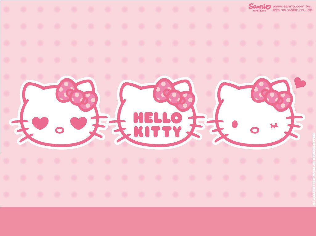 Hello Kitty Desktop Wallpapers Top Free Hello Kitty