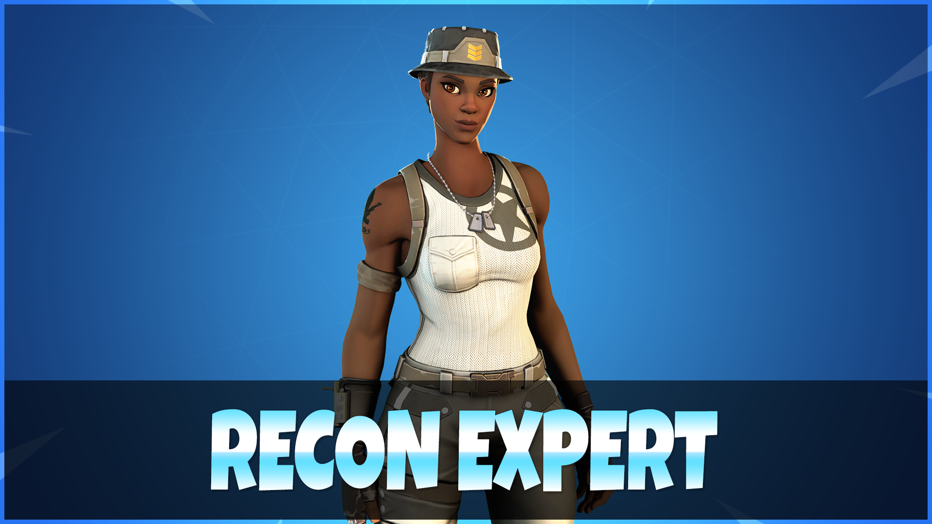 Fortnite Recon Expert Wallpapers - Top Free Fortnite Recon ...