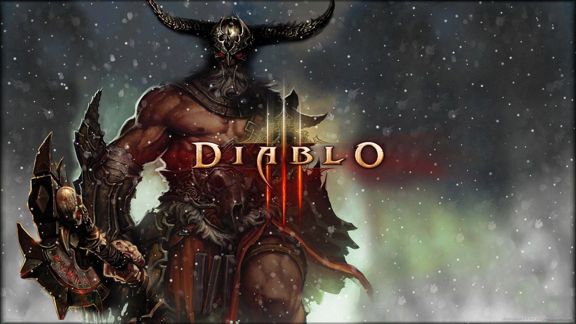 Diablo 3 Wallpapers Top Free Diablo 3 Backgrounds