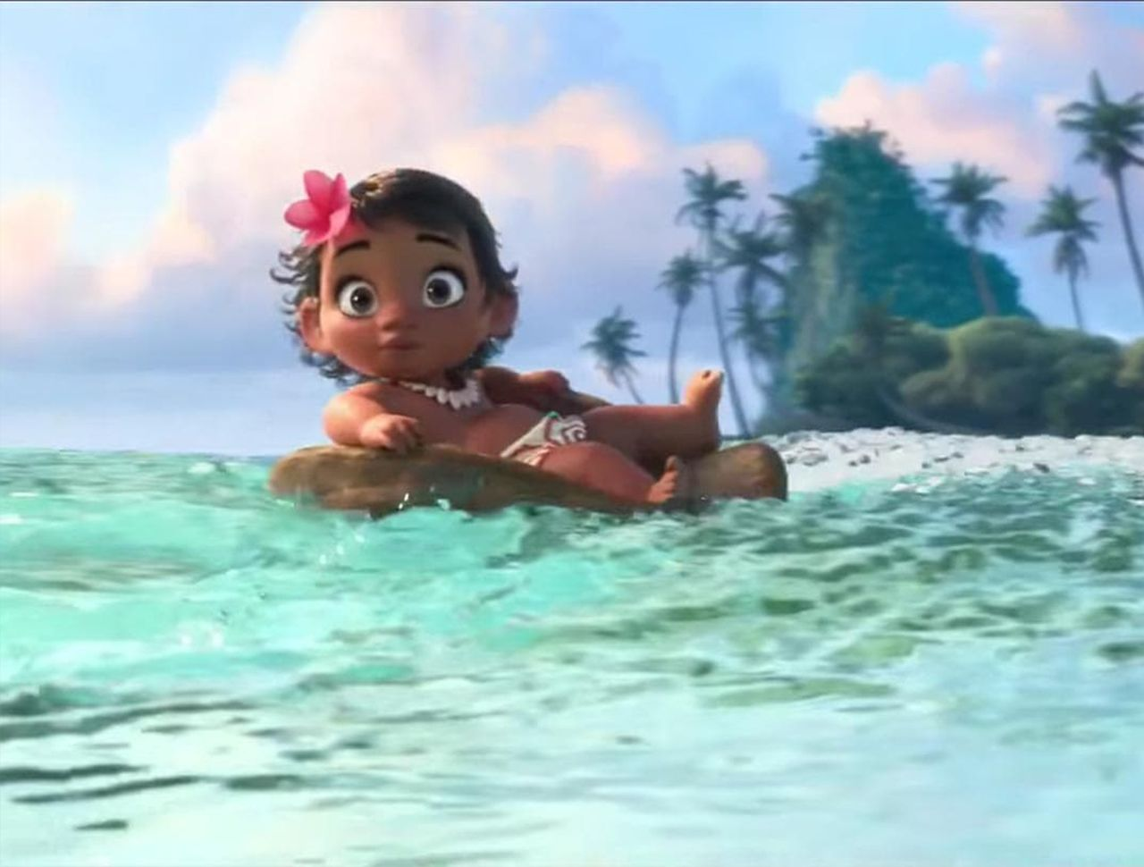 Baby Moana Wallpapers - Top Free Baby