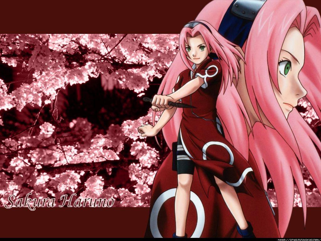 36+ Sakura Wallpaper 4K Naruto Background