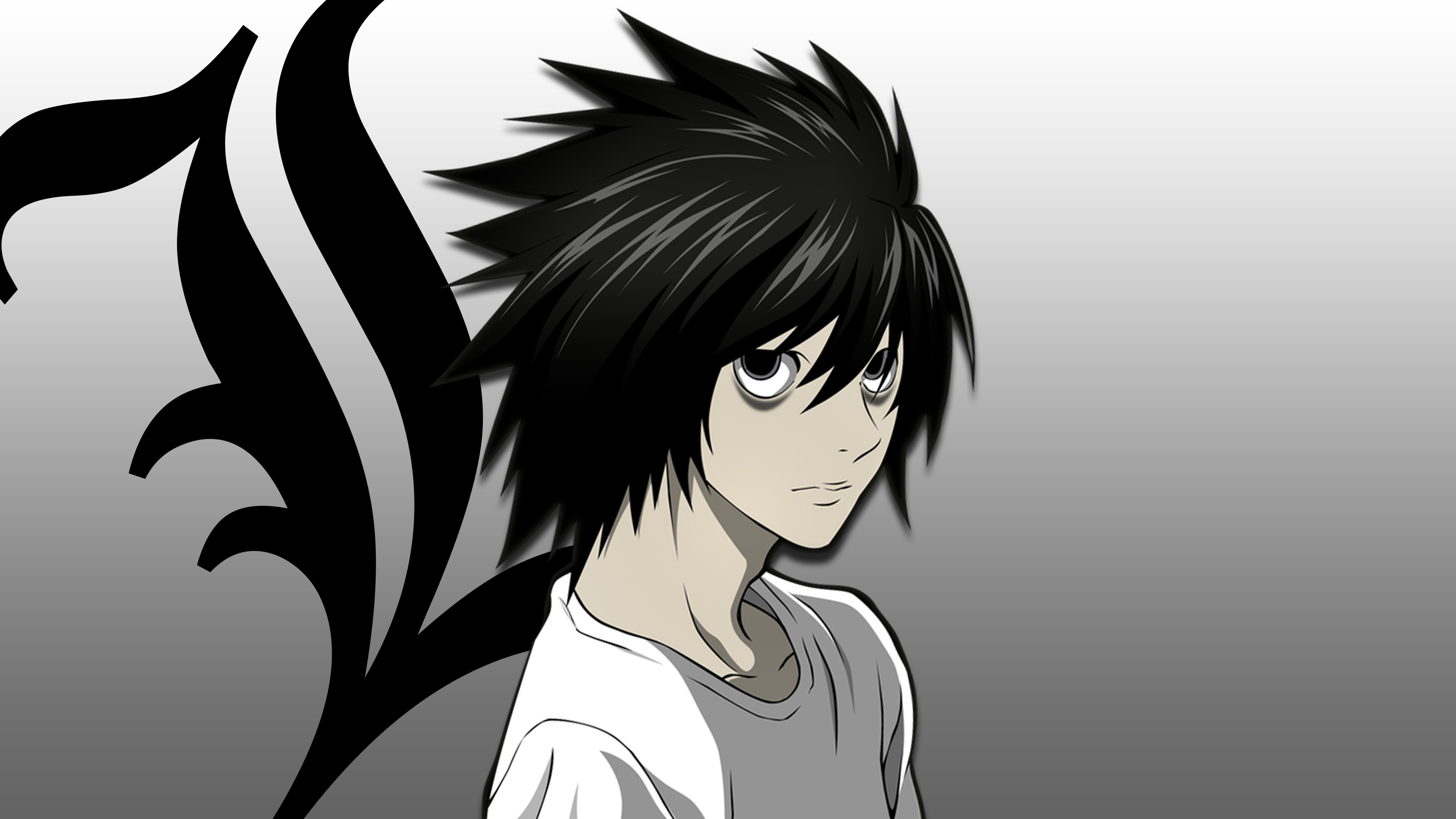 Death Note L Wallpapers Top Free Death Note L Backgrounds