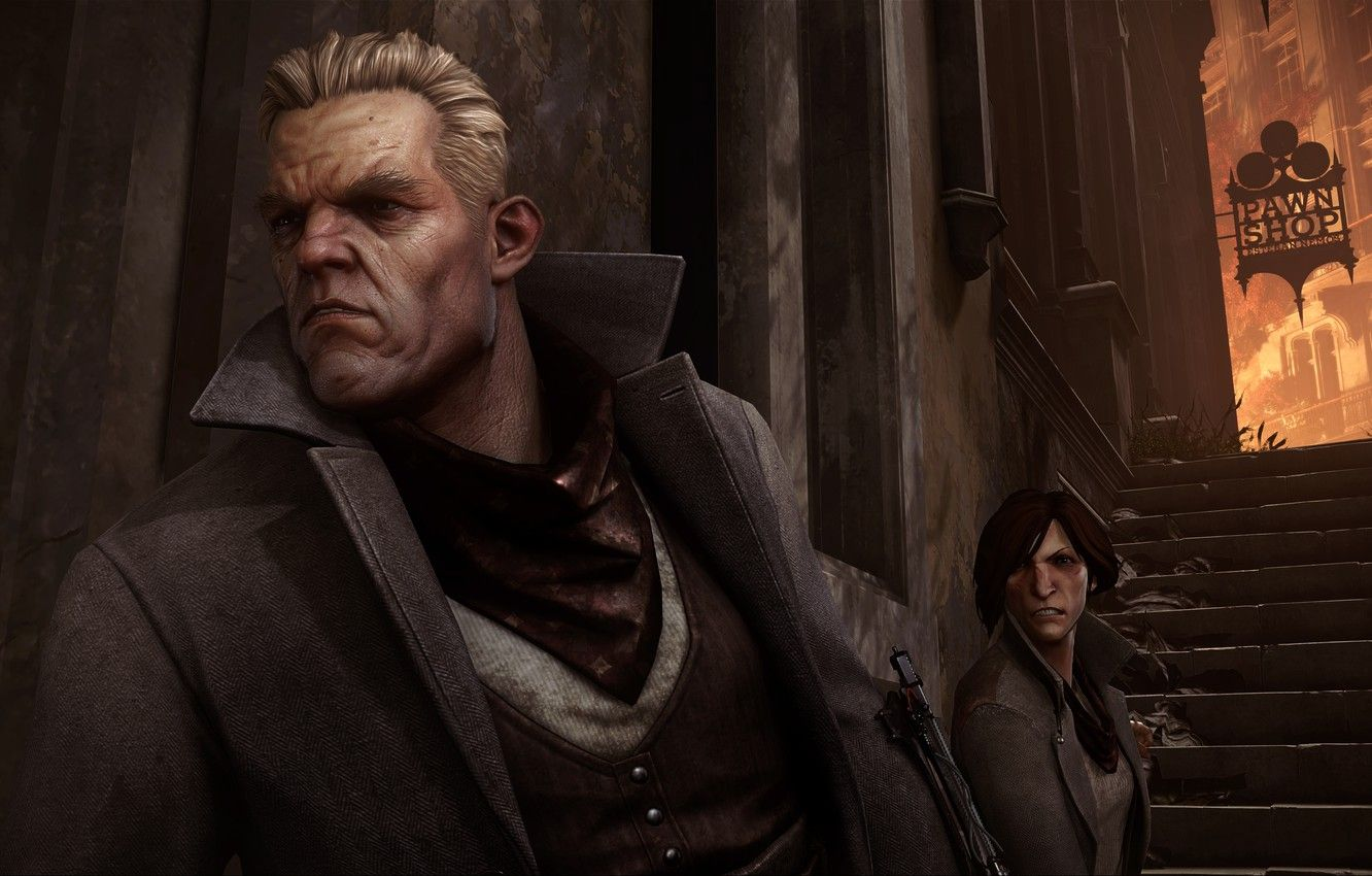 Dishonored 2 Wallpapers - Top Free Dishonored 2 ...