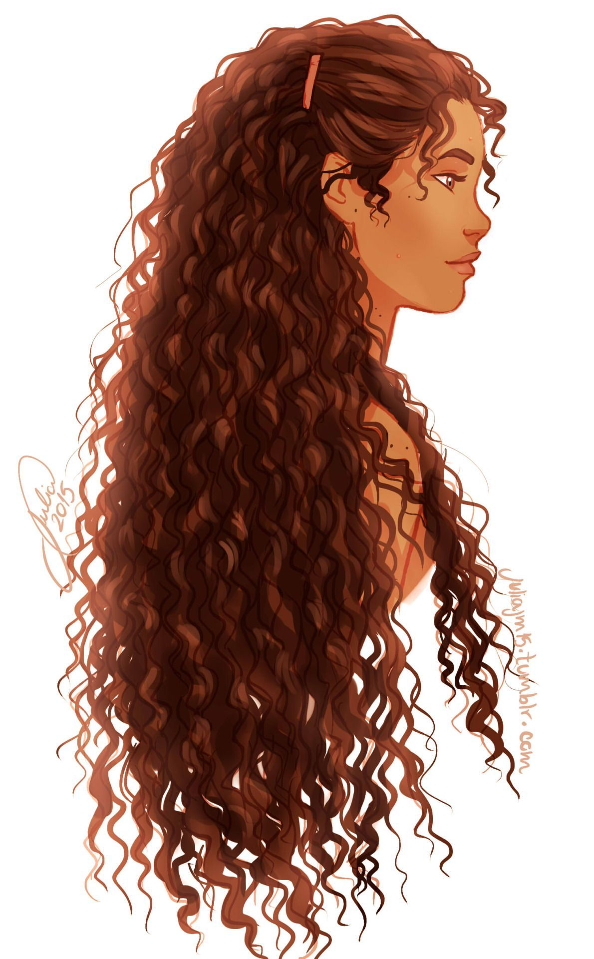 Curly Hair Cartoon Wallpapers Top Free Curly Hair Cartoon Backgrounds Wallpaperaccess