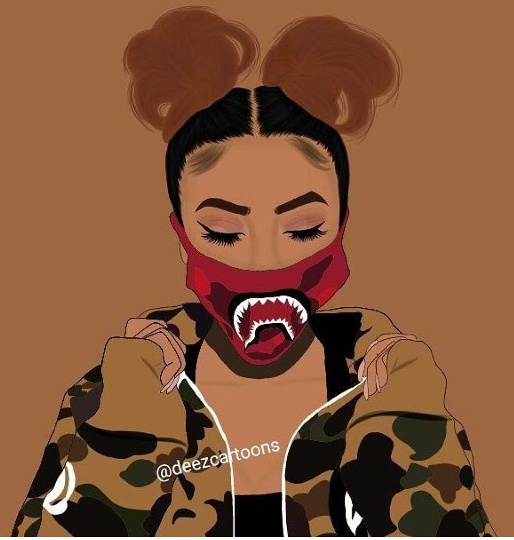 Dope Girl Cartoon Wallpapers , Top Free Dope Girl Cartoon