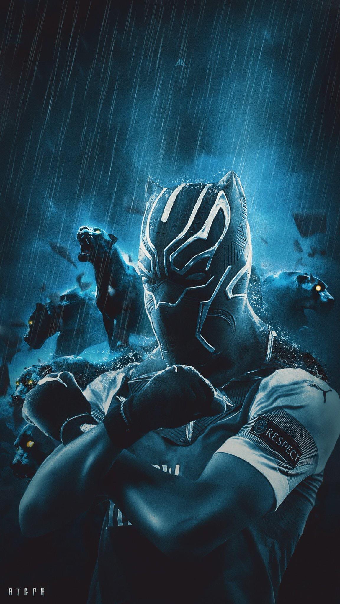 Black Panther Phone Wallpapers Top Free Black Panther