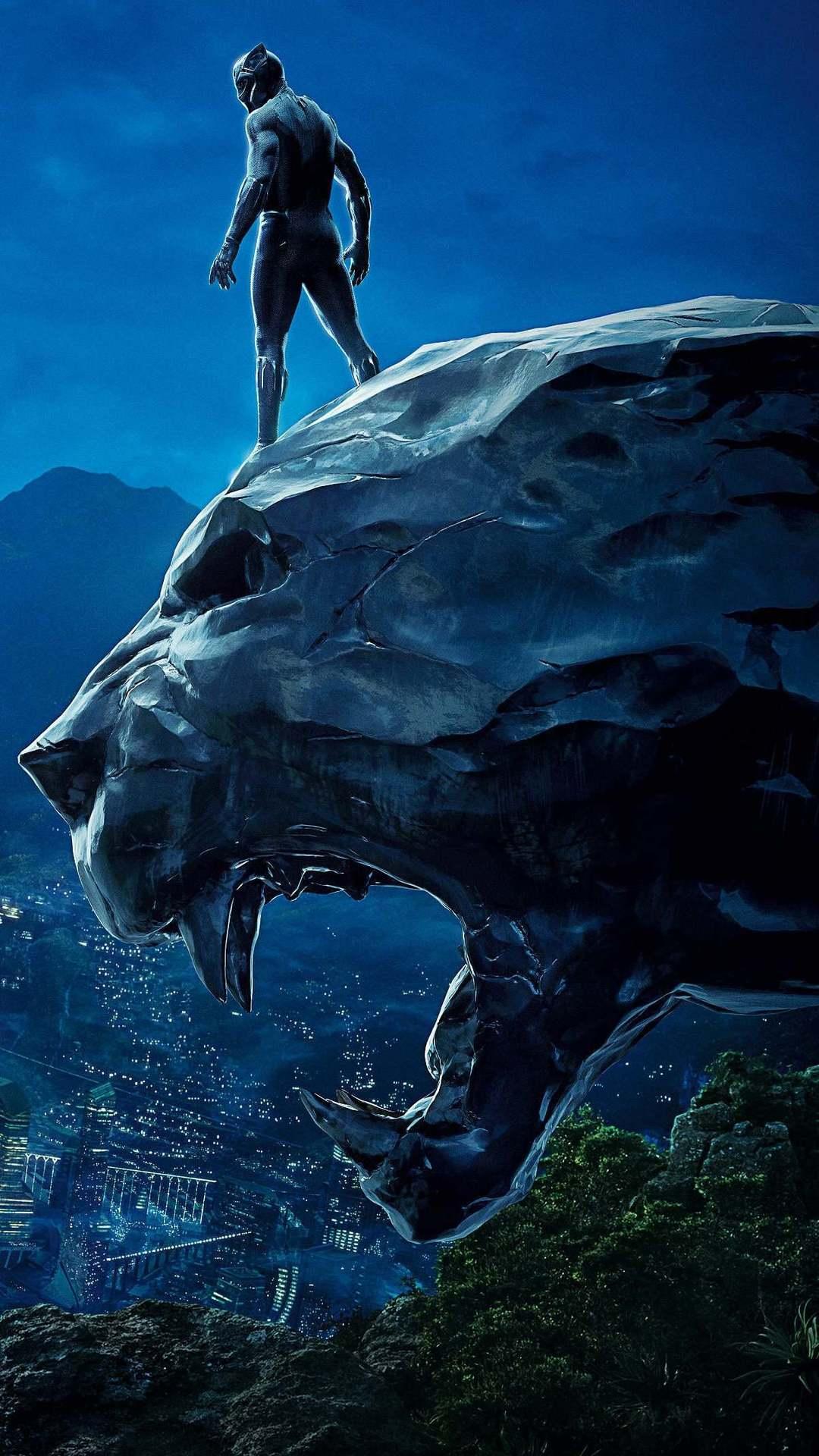 Black Panther Animal Iphone Wallpapers Top Free Black