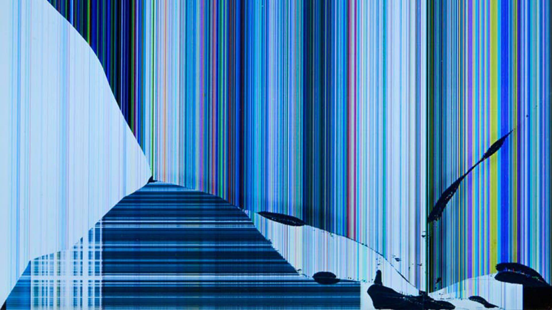 Broken Computer Screen Wallpapers Top Free Broken Computer Screen Backgrounds Wallpaperaccess