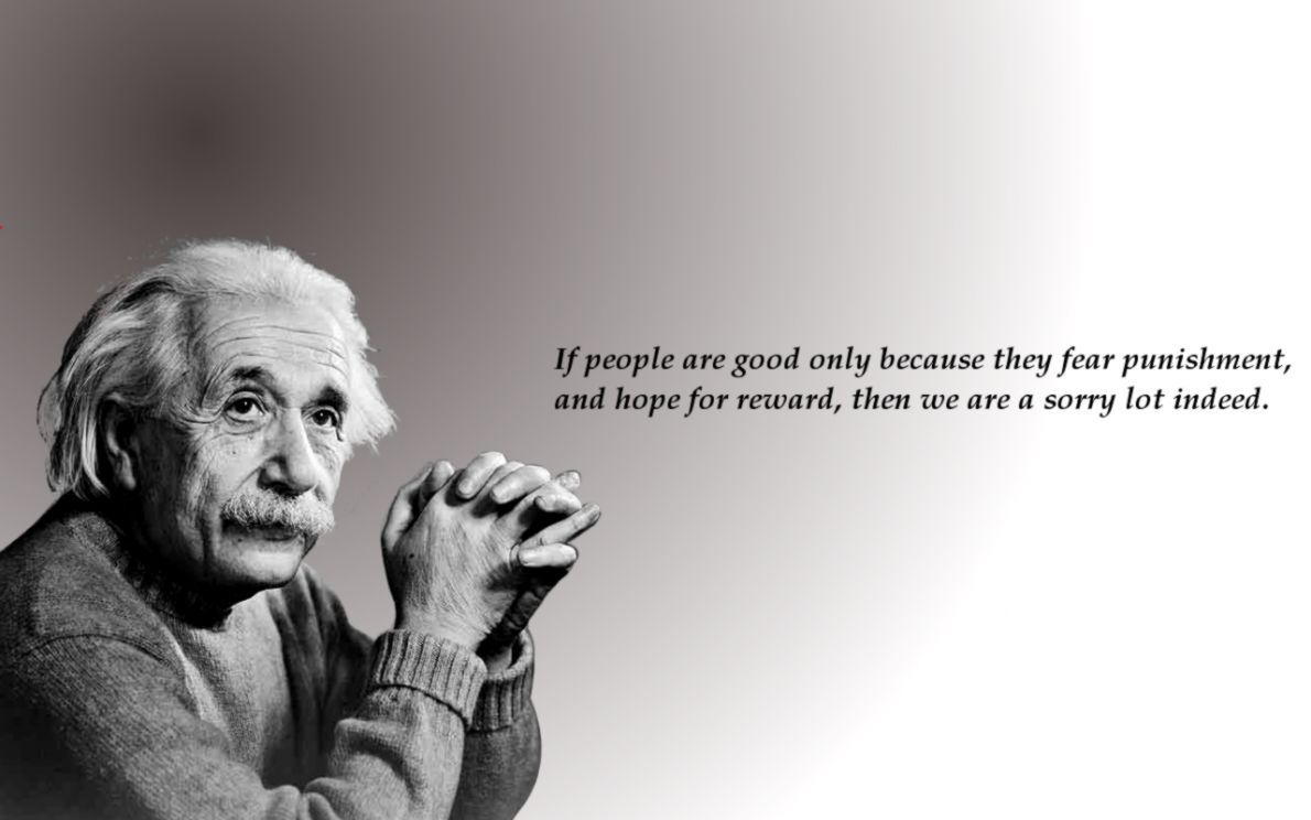 Einstein Quotes Wallpapers Top Free Einstein Quotes Backgrounds Wallpaperaccess