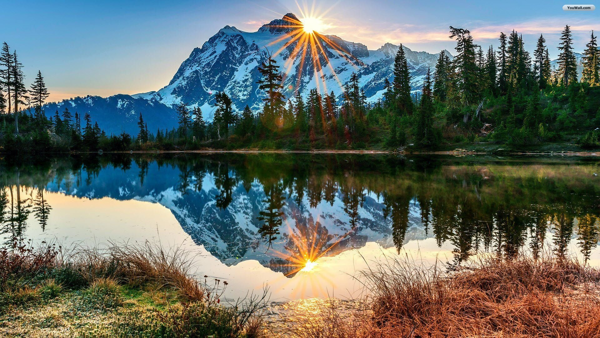 Mountain Lake Wallpapers - Top Free ...
