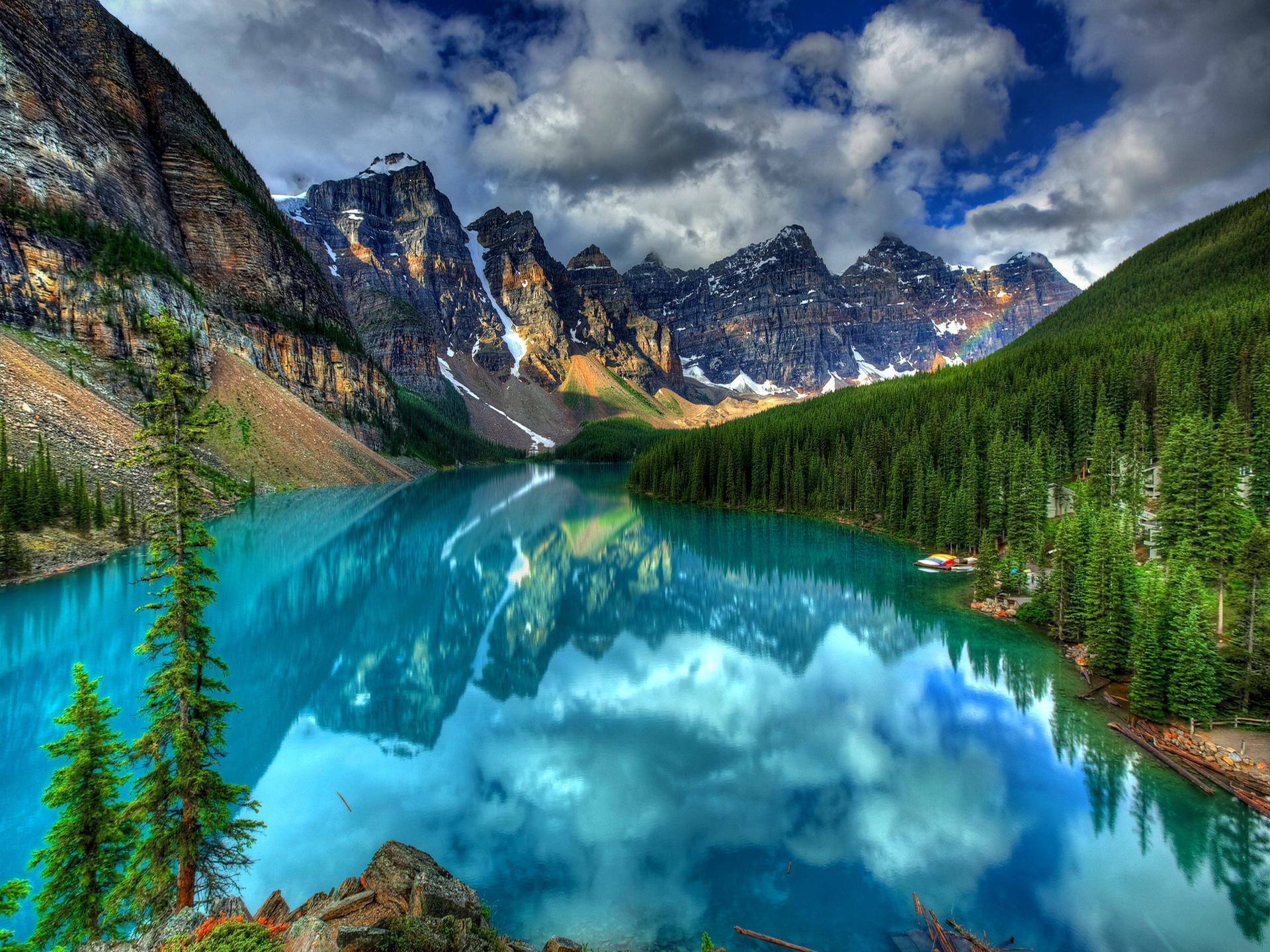 Mountain Lake Desktop Wallpapers Top Free Mountain Lake