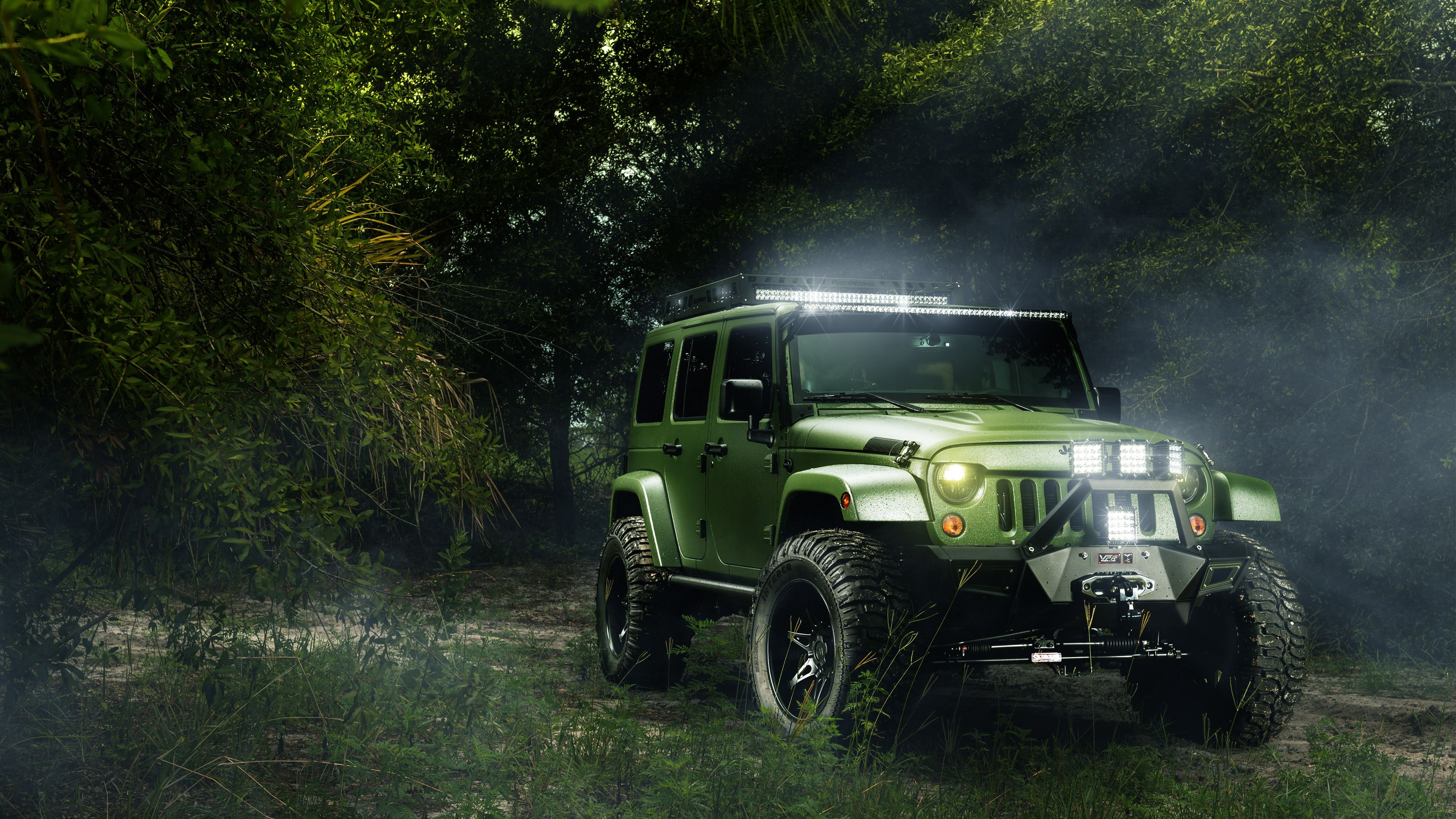 Jeep Wrangler Wallpapers - Top Free