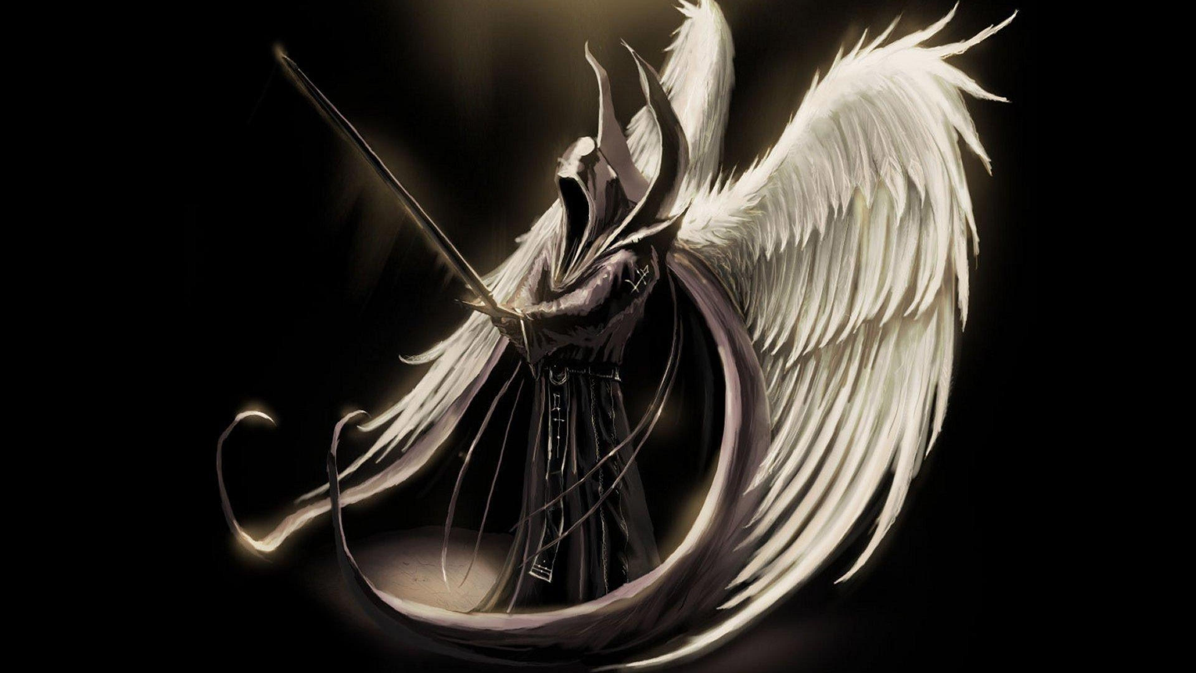 Angel Of Death Wallpapers Top Free Angel Of Death Backgrounds