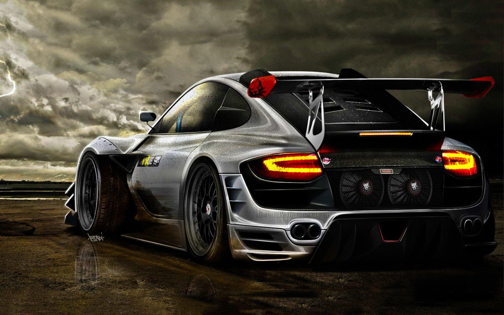 Sports Car 3D Wallpapers - Top Free