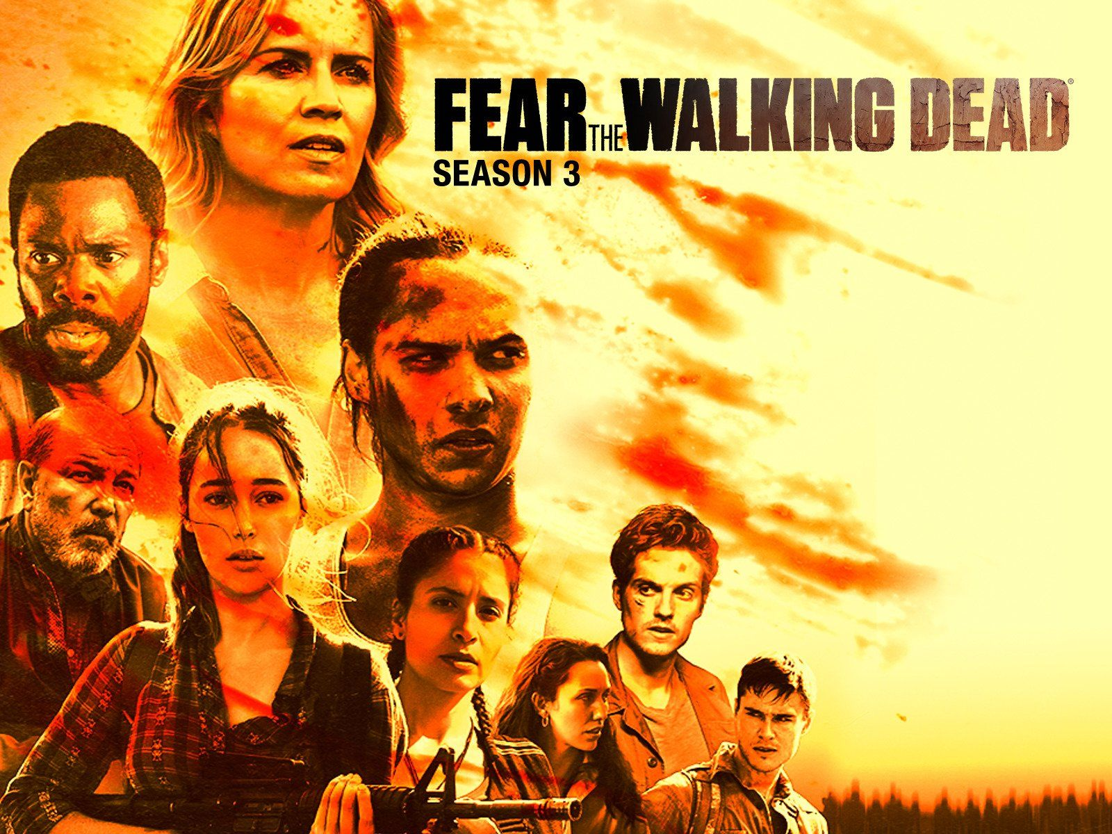 Fear The Walking Dead Wallpapers Top Free Fear The Walking Dead Backgrounds Wallpaperaccess