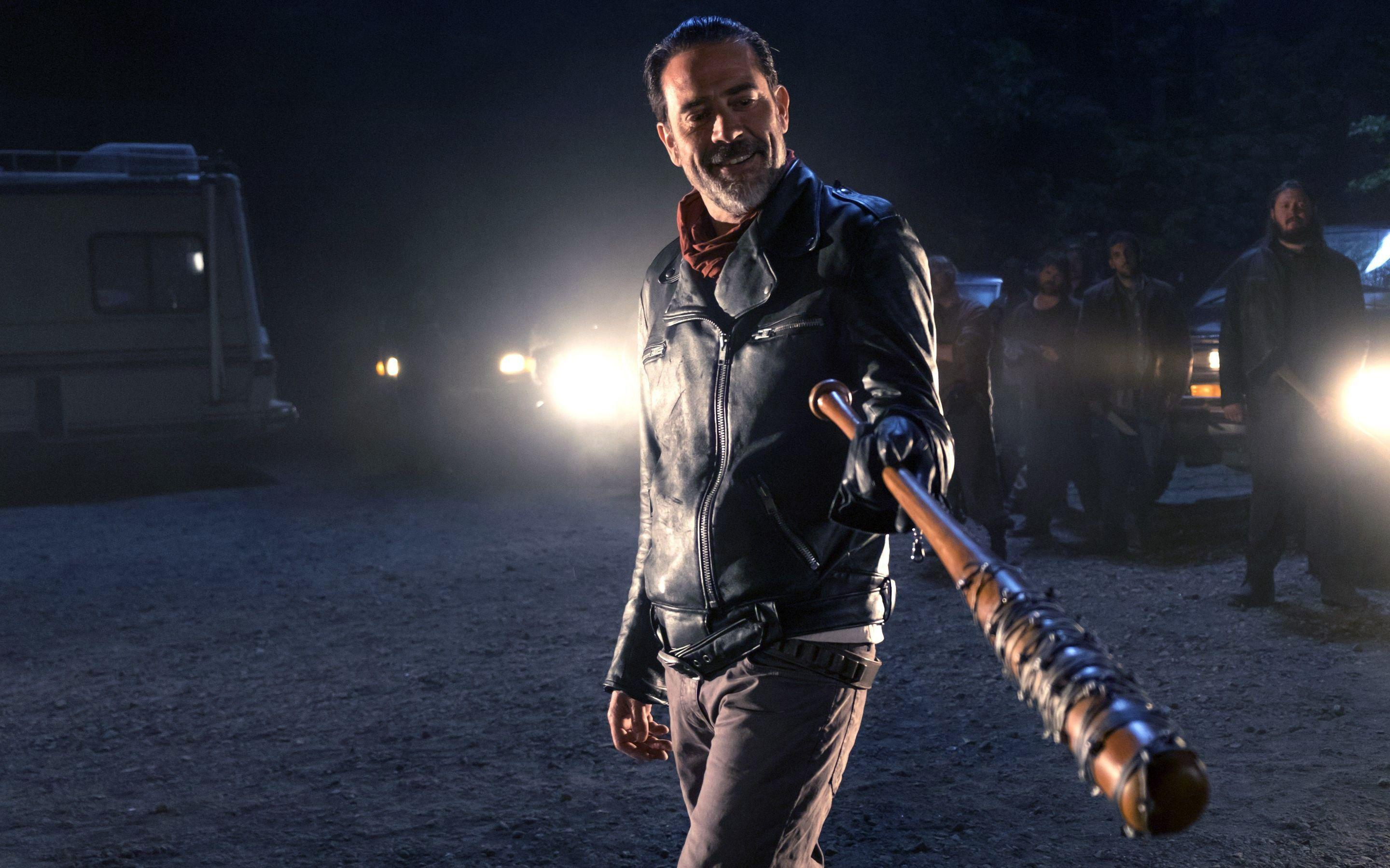 Negan Wallpapers Top Free Negan Backgrounds Wallpaperaccess