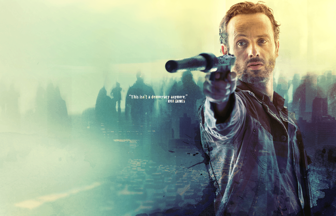 Rick Grimes Wallpapers Top Free Rick Grimes Backgrounds
