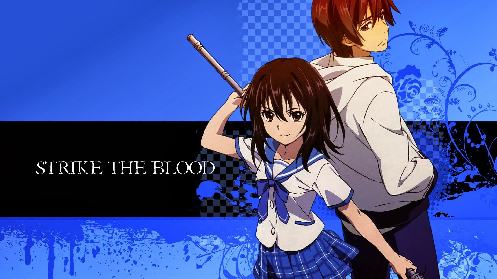 Strike The Blood Wallpapers Top Free Strike The Blood