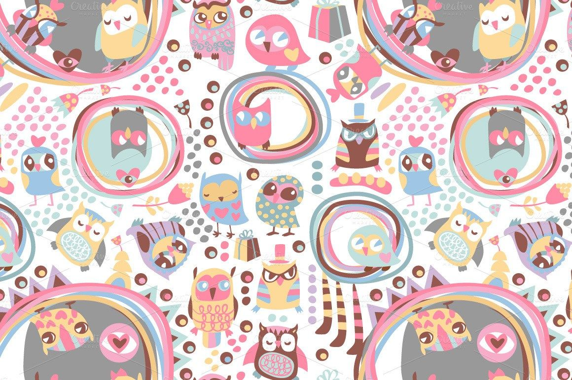 Cute Pattern Wallpapers - Top Free Cute ...
