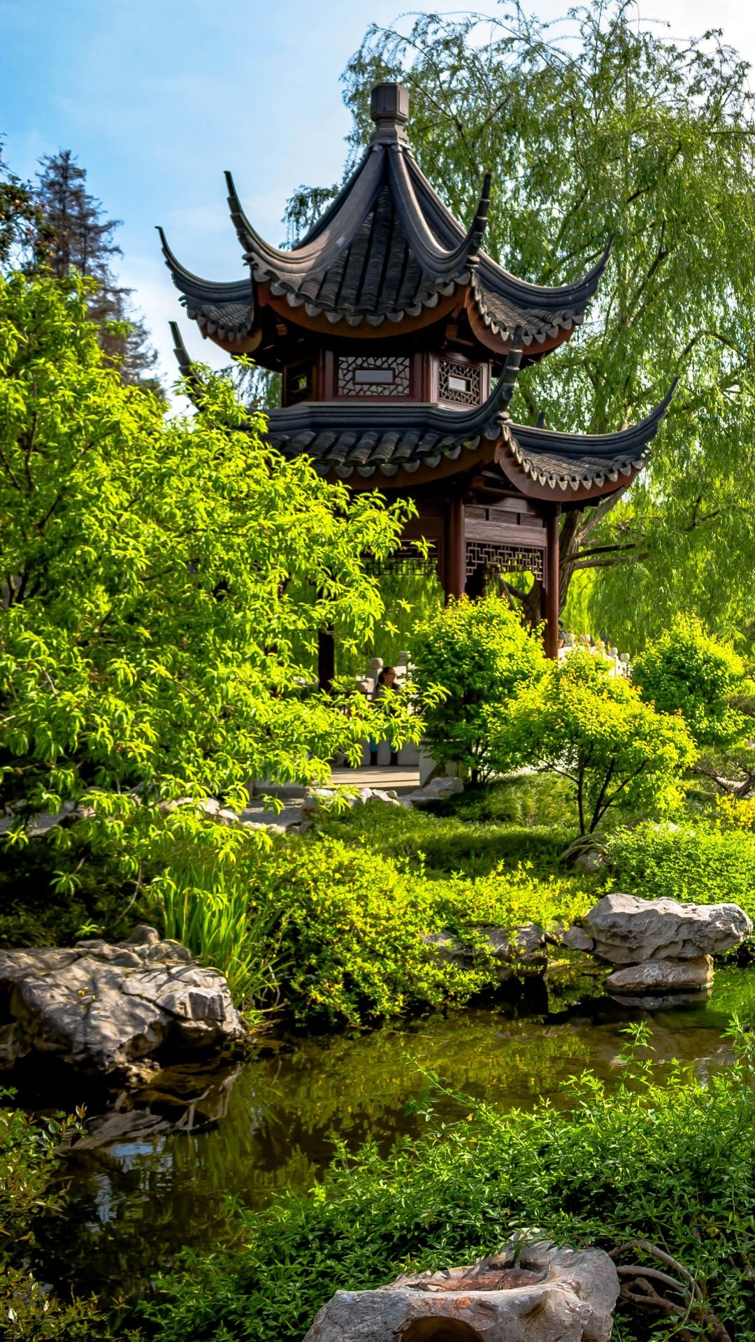 Japanese Garden Wallpapers: Japanese Pagoda Wallpapers