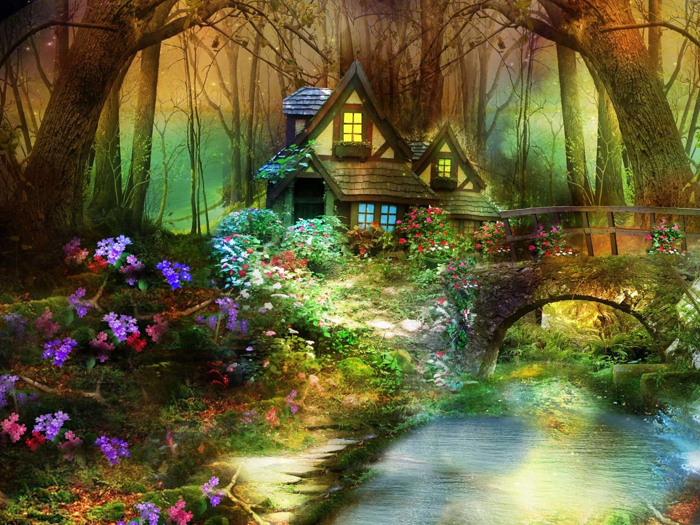 Magic House Wallpapers Top Free Magic House Backgrounds