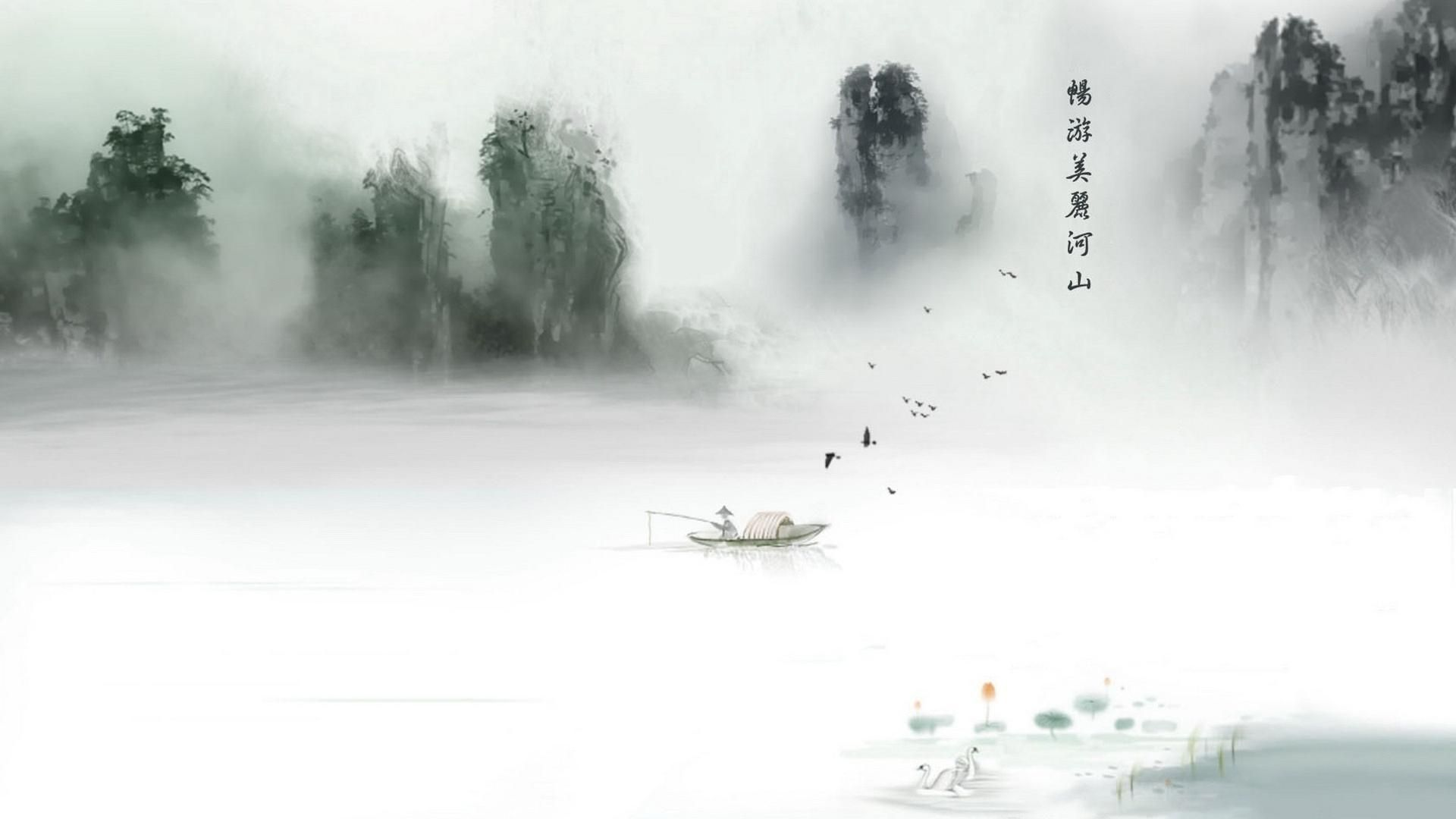 Chinese Art Wallpapers Top Free Chinese Art Backgrounds Wallpaperaccess