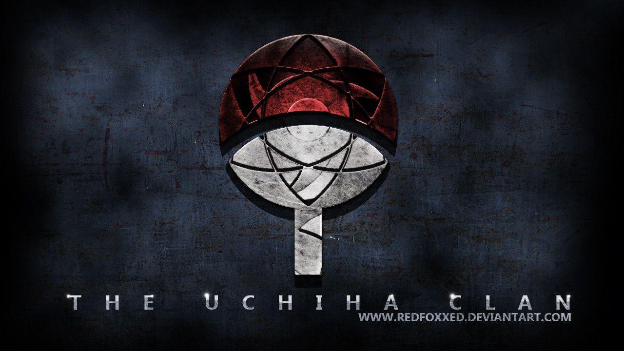 Uchiha Logo Wallpapers Top Free Uchiha Logo Backgrounds
