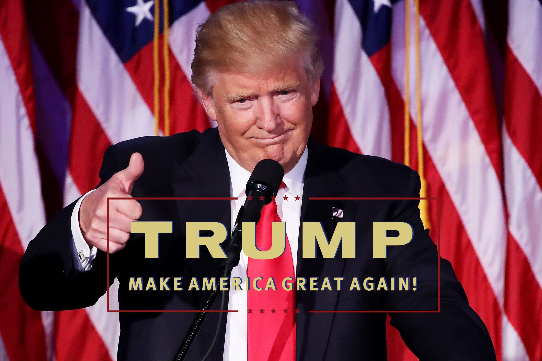 Donald Trump Wallpapers Top Free Donald Trump Backgrounds Wallpaperaccess