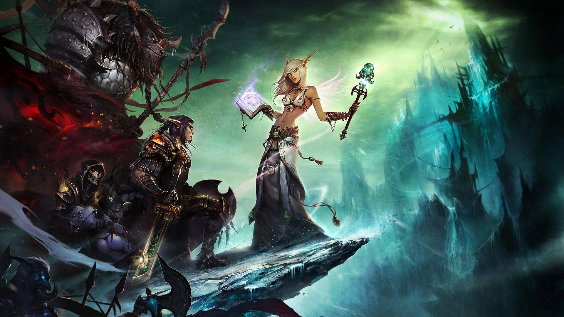 Wow Wallpapers Top Free Wow Backgrounds Wallpaperaccess