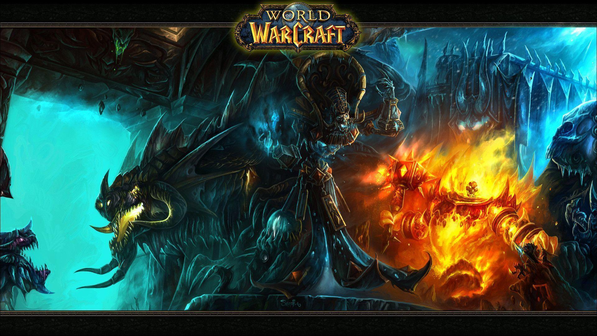 world of warcraft wallpaper 4k 1920x1080