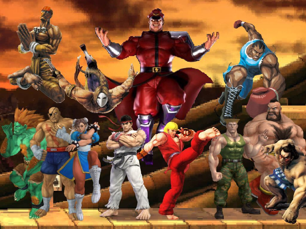 Street Fighter 2 Wallpapers Top Free Street Fighter 2