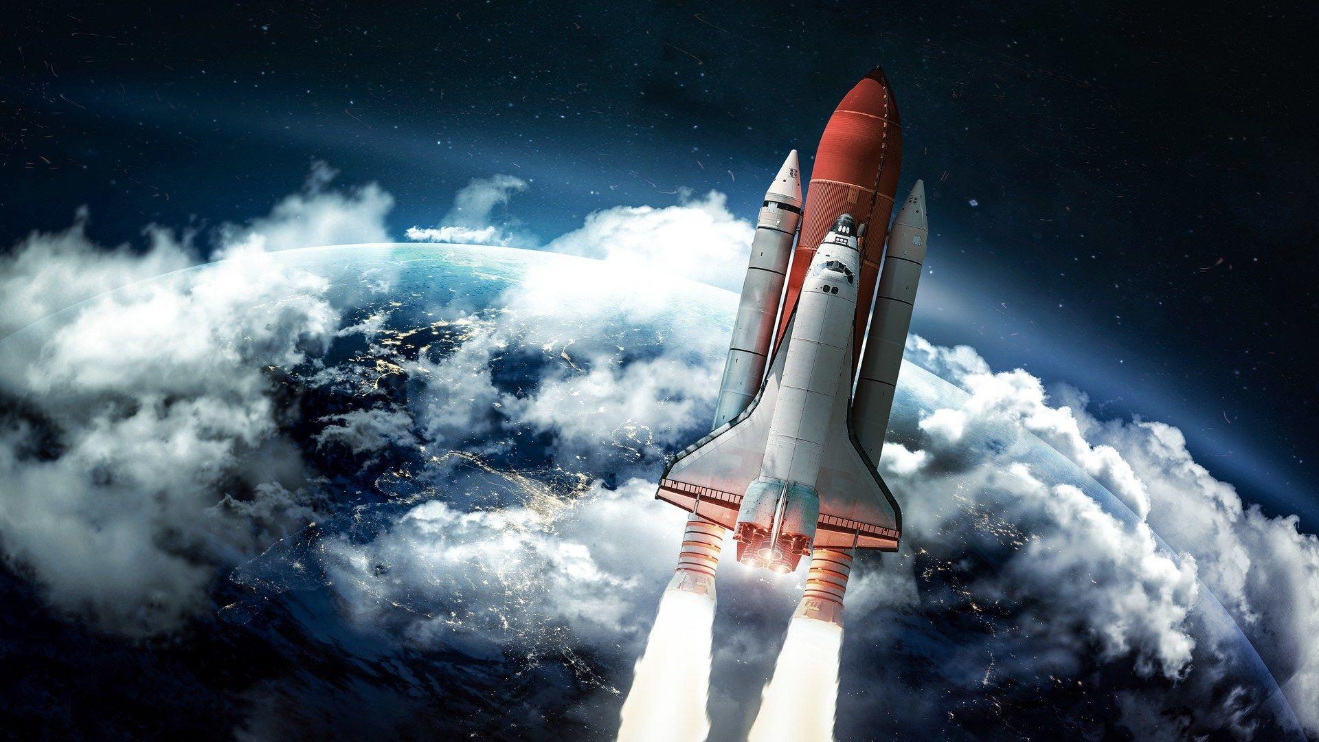 картинки космос ракеты одиночество