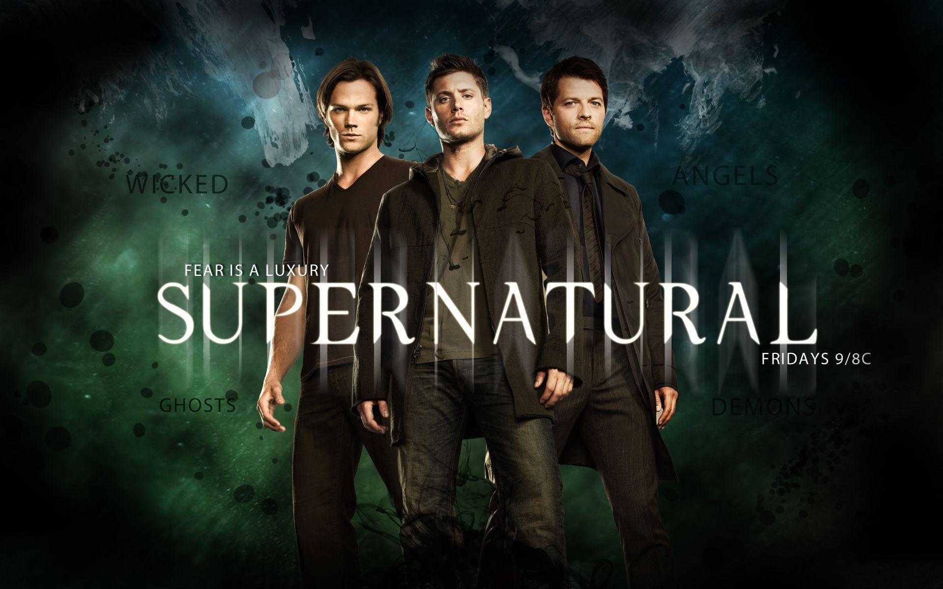 Supernatural Desktop Wallpapers Top Free Supernatural Desktop Backgrounds Wallpaperaccess