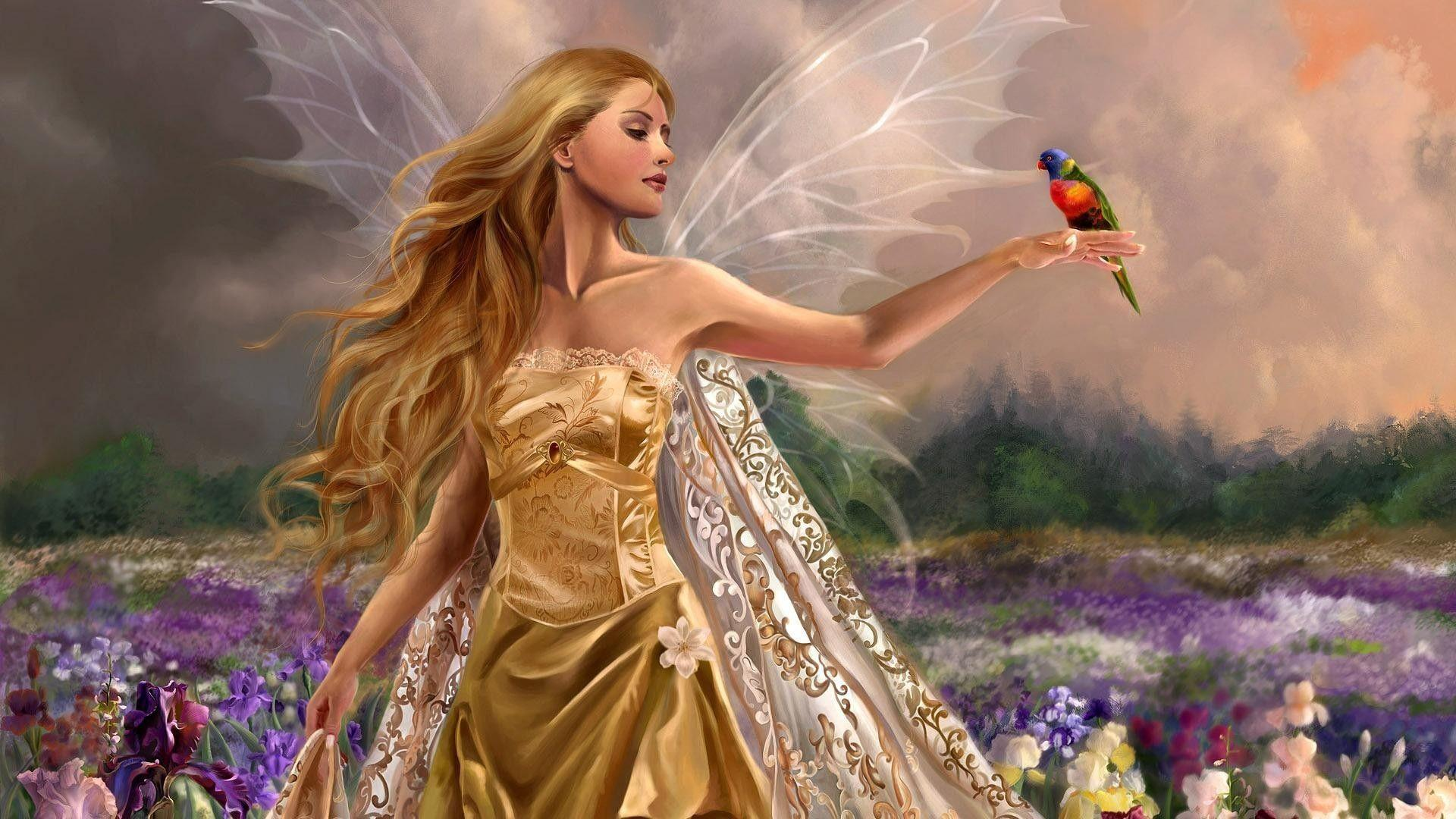 Fairy Wallpapers - Top Free Fairy ...