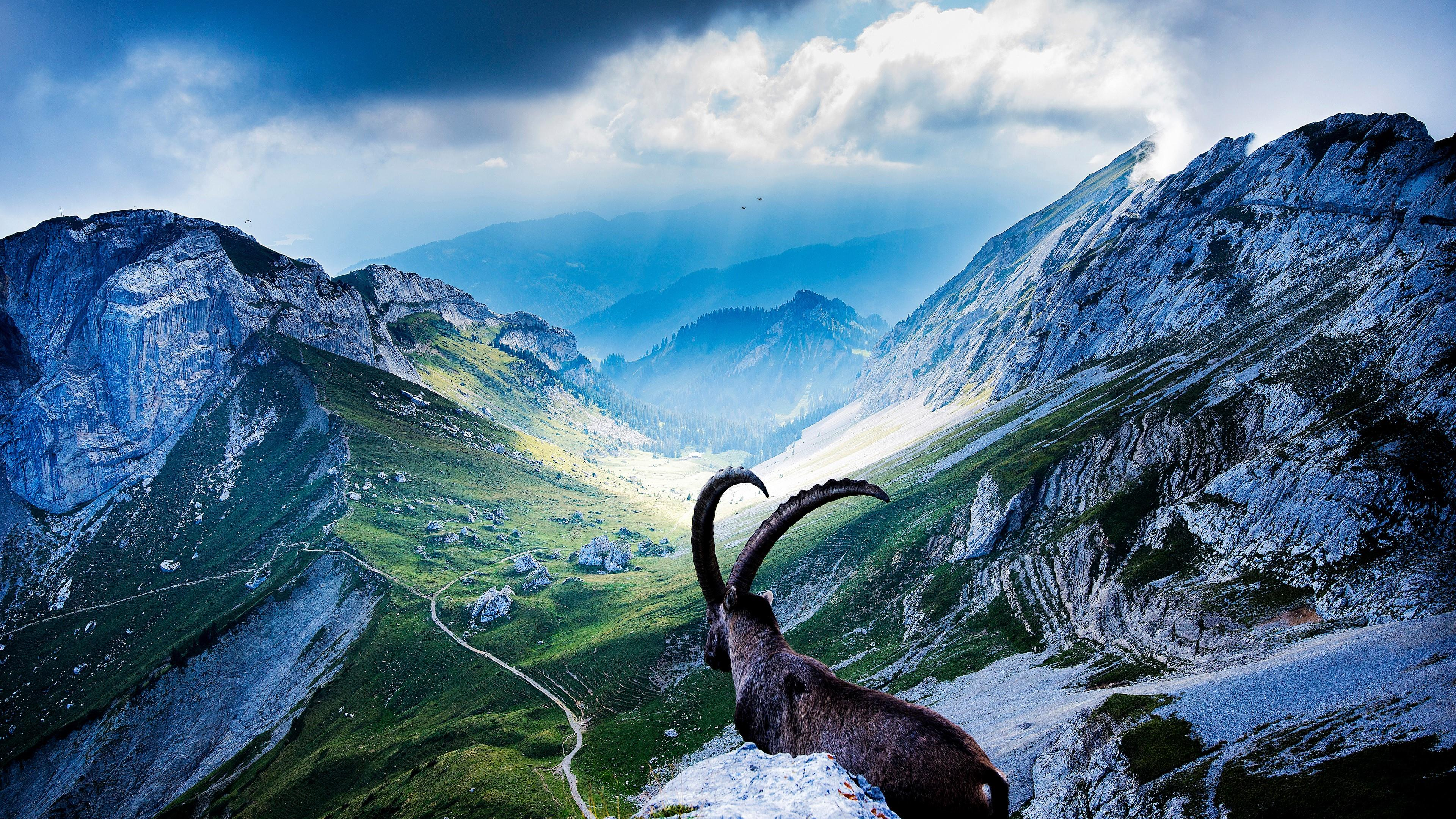 3840x2160 Mount Pilatus - Switzerland Wallpaper | Wallpaper Studio 10 | Tens .