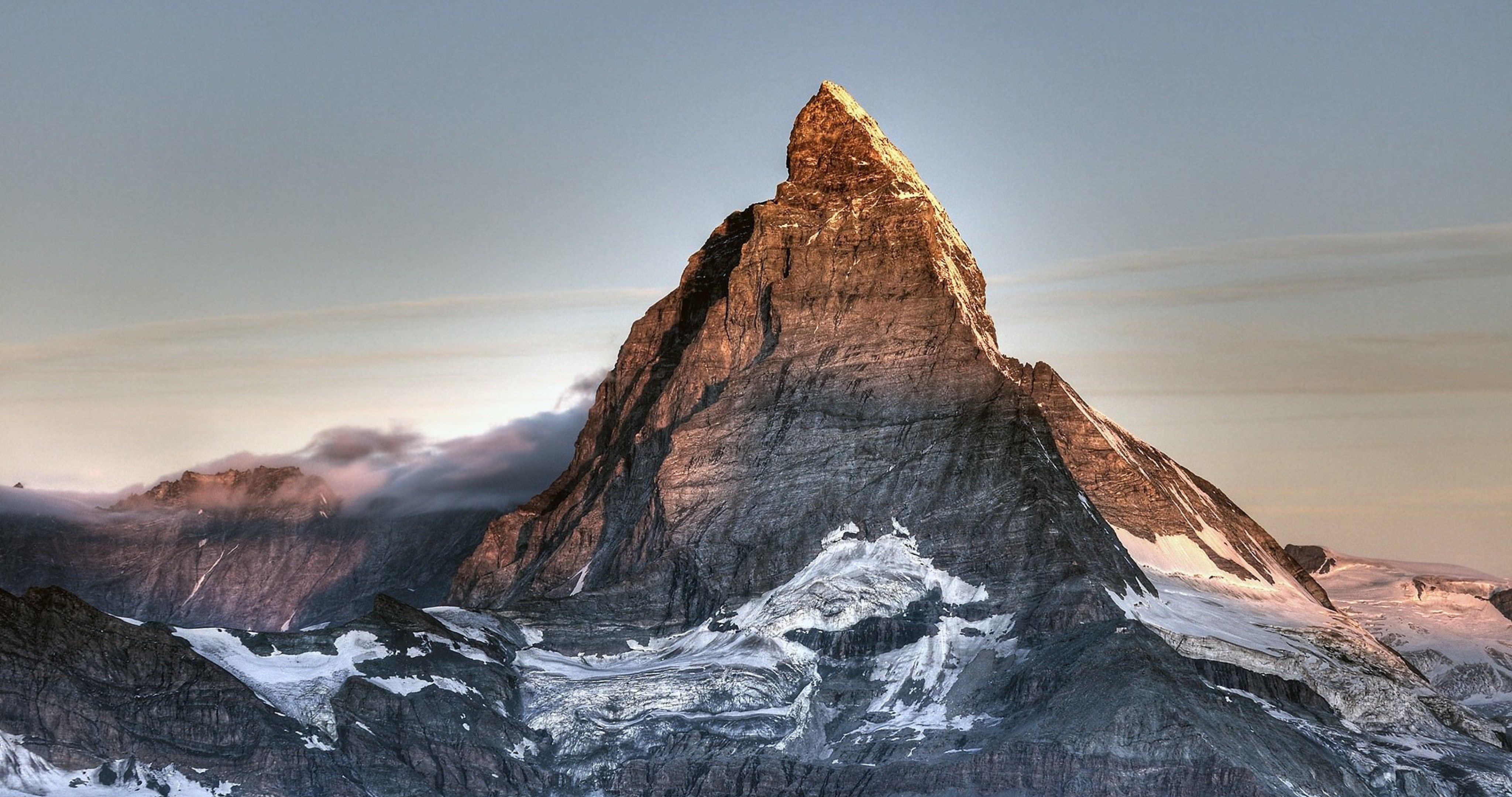 Mount Pilatus Goat iPhone Wallpaper HD Free Download