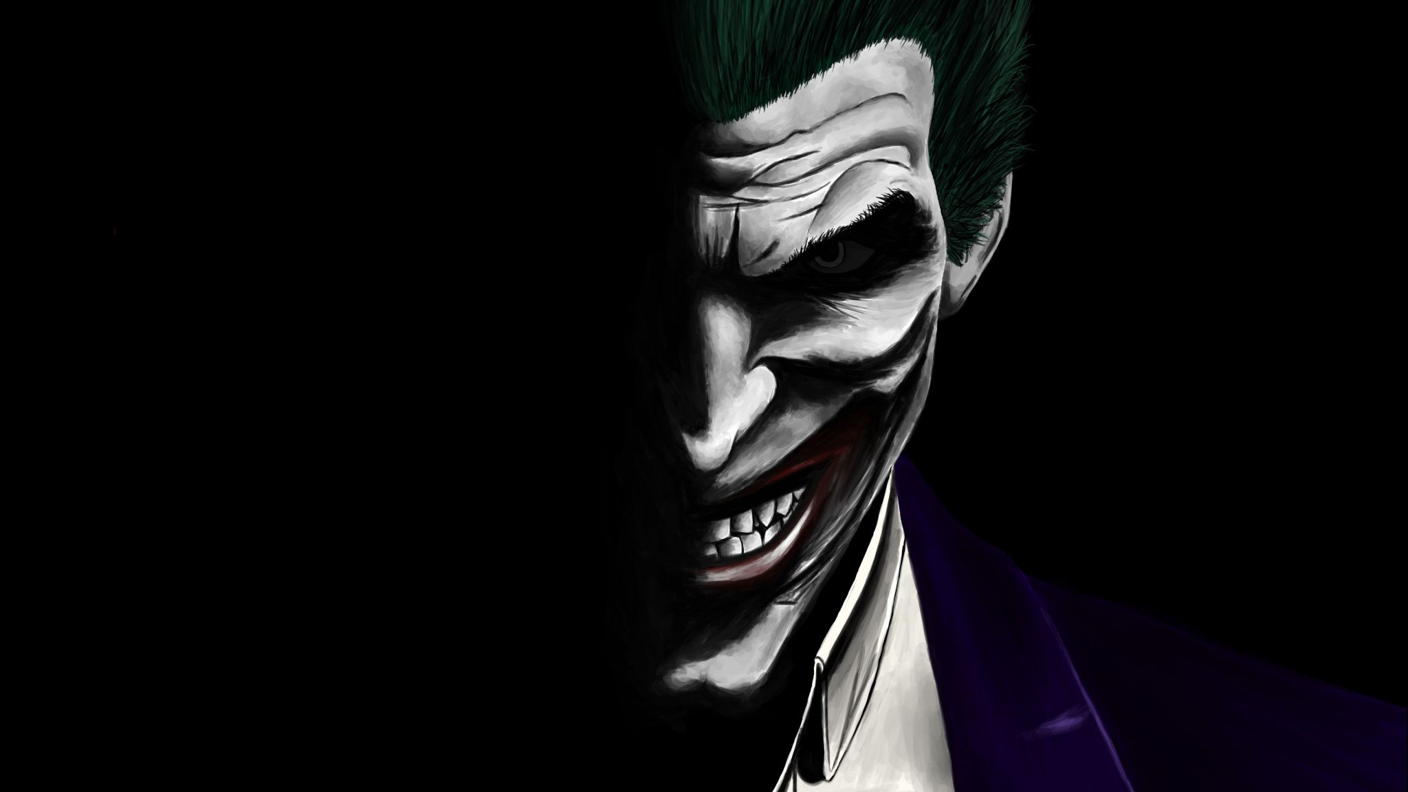Joker Dual Screen Wallpapers Top Free Joker Dual Screen