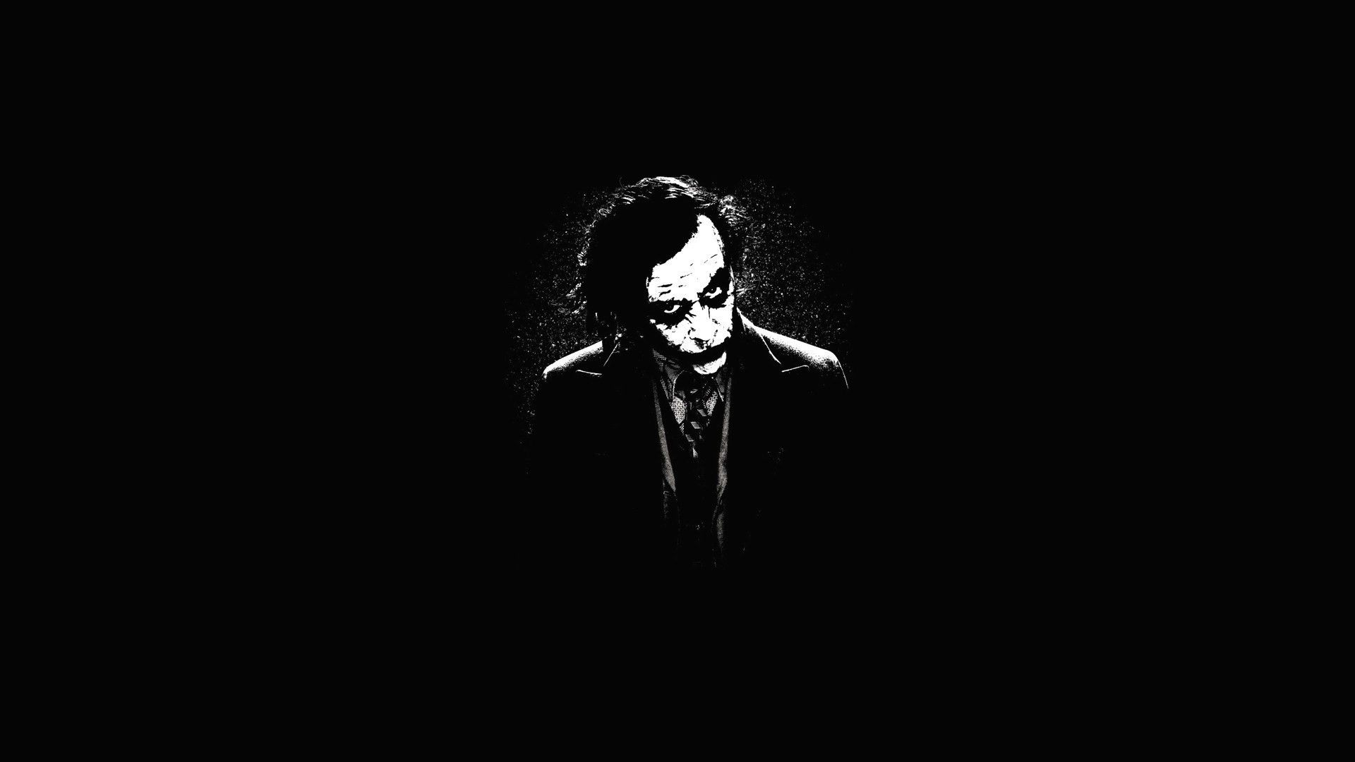Joker Black And White Wallpapers Top Free Joker Black And