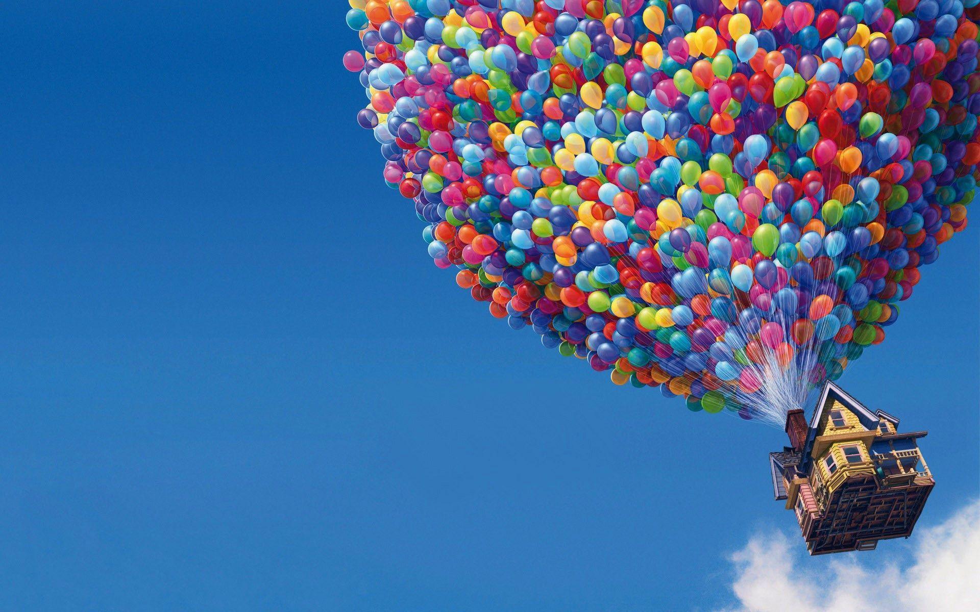 Balloon Wallpapers Top Free Balloon Backgrounds Wallpaperaccess