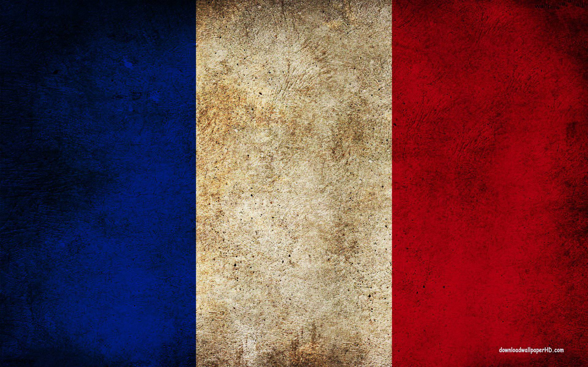 French Flag Wallpapers Top Free French Flag Backgrounds
