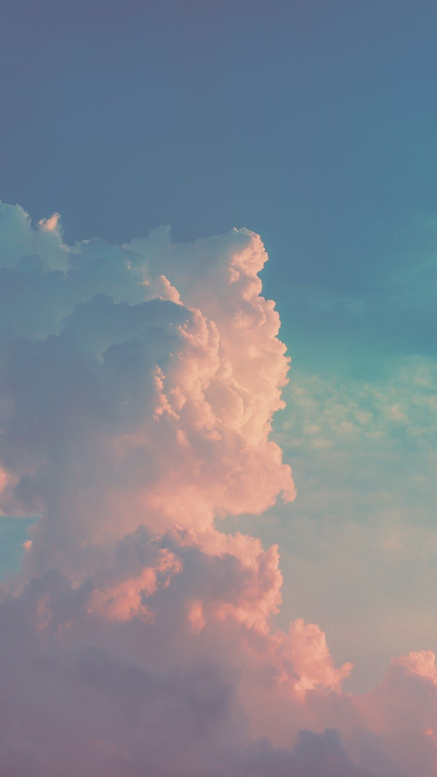 Clouds Aesthetic Tumblr Wallpapers - Top Free Clouds ...