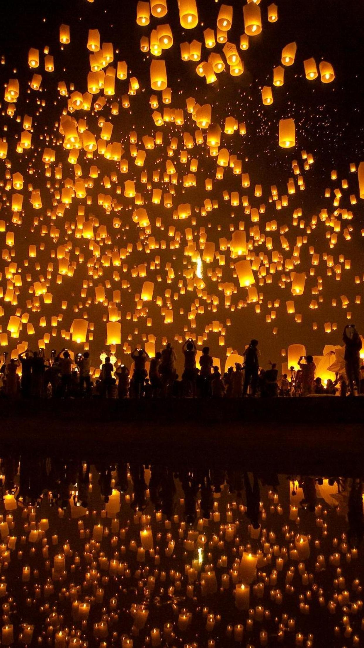 Floating Lanterns Wallpapers - Top Free