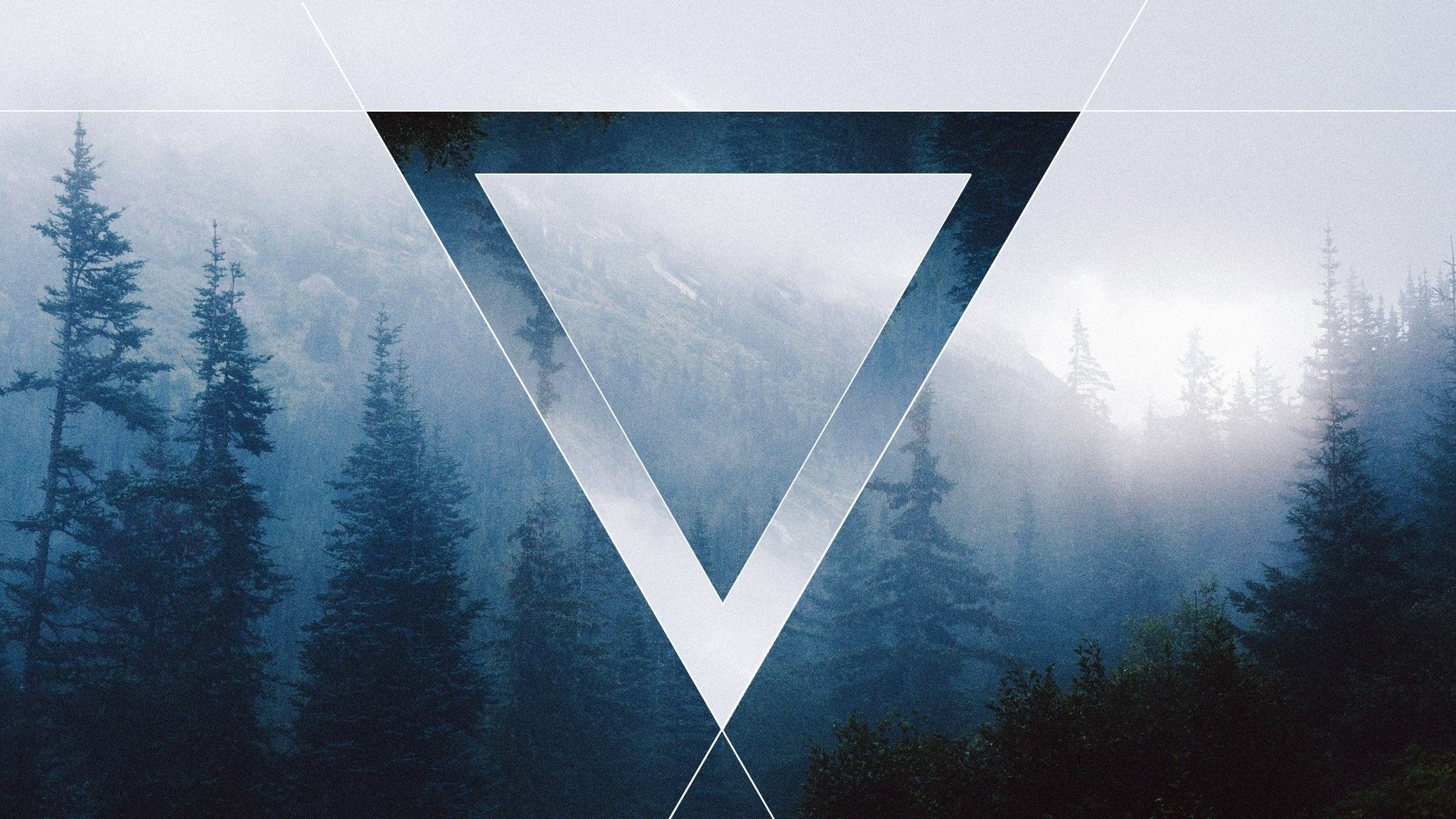 Triangle Forest Wallpapers Top Free Triangle Forest Backgrounds Wallpaperaccess
