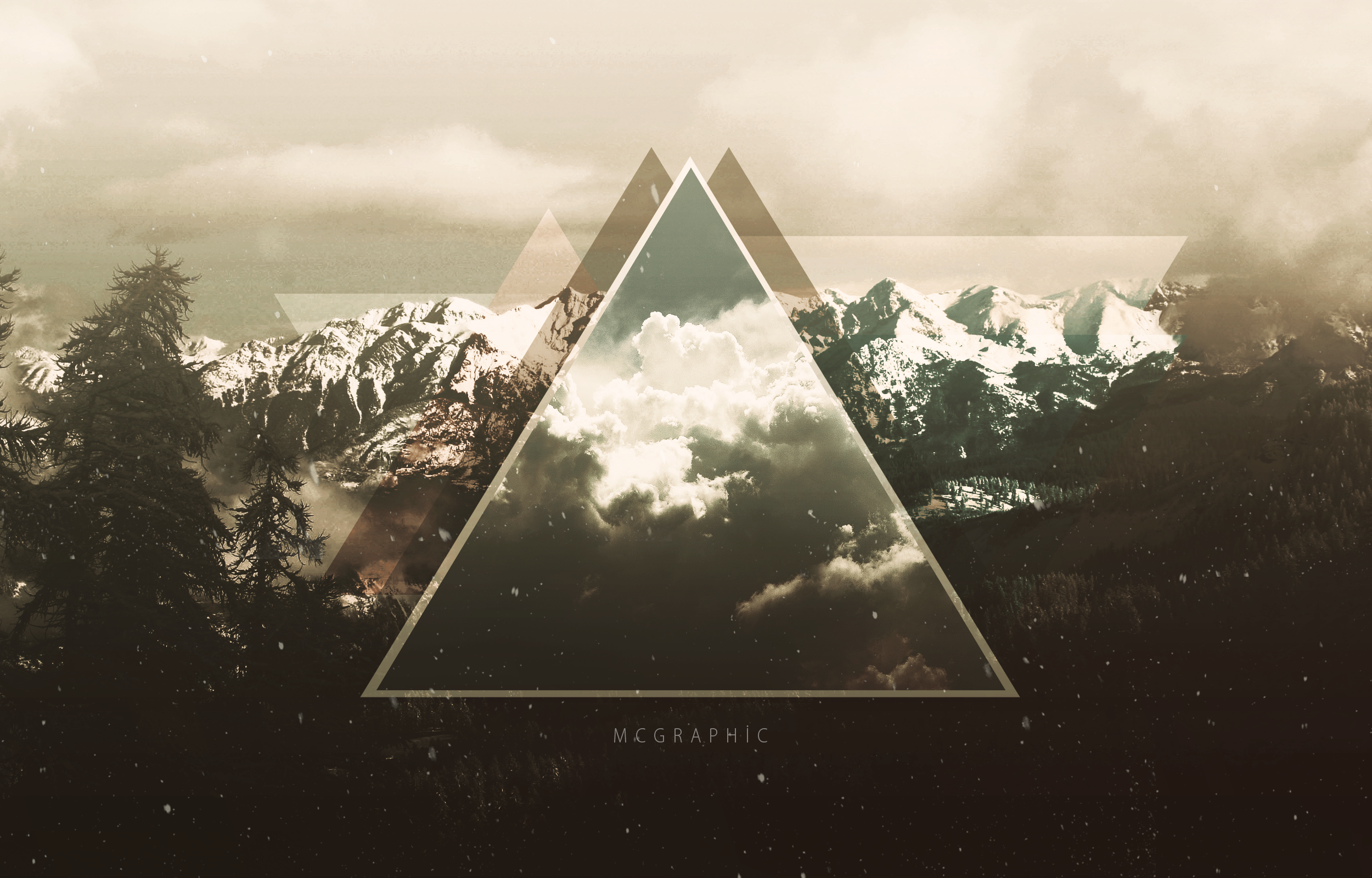 Triangle Forest Wallpapers Top Free Triangle Forest