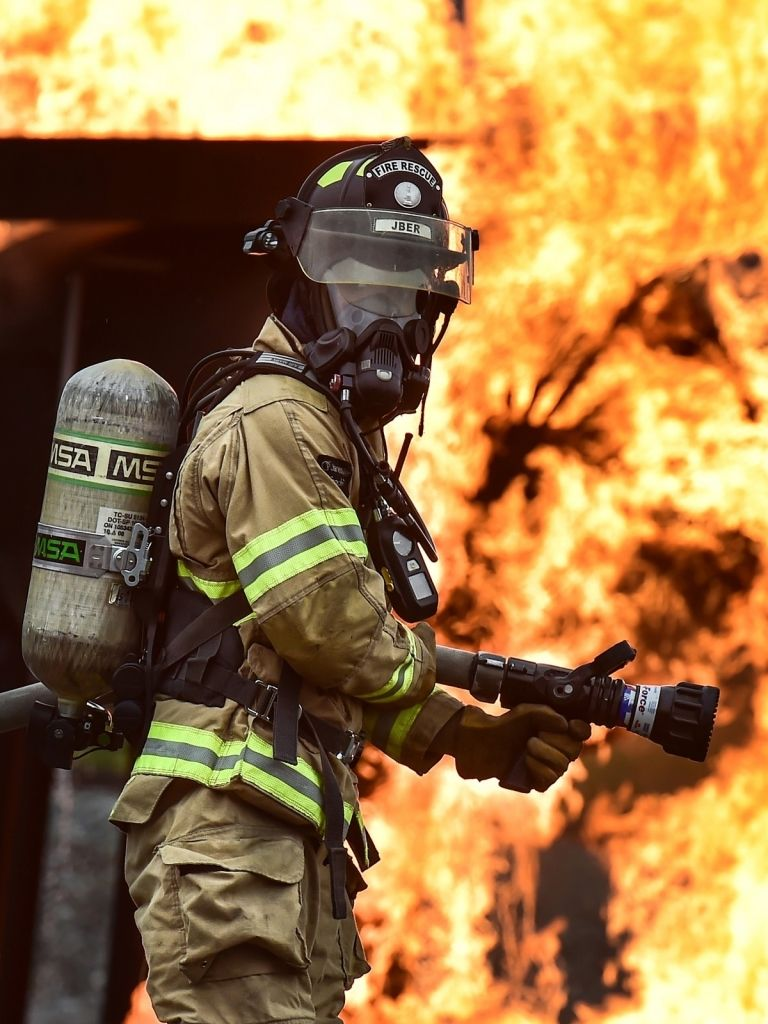 Firefighter Wallpapers Top Free Firefighter Backgrounds