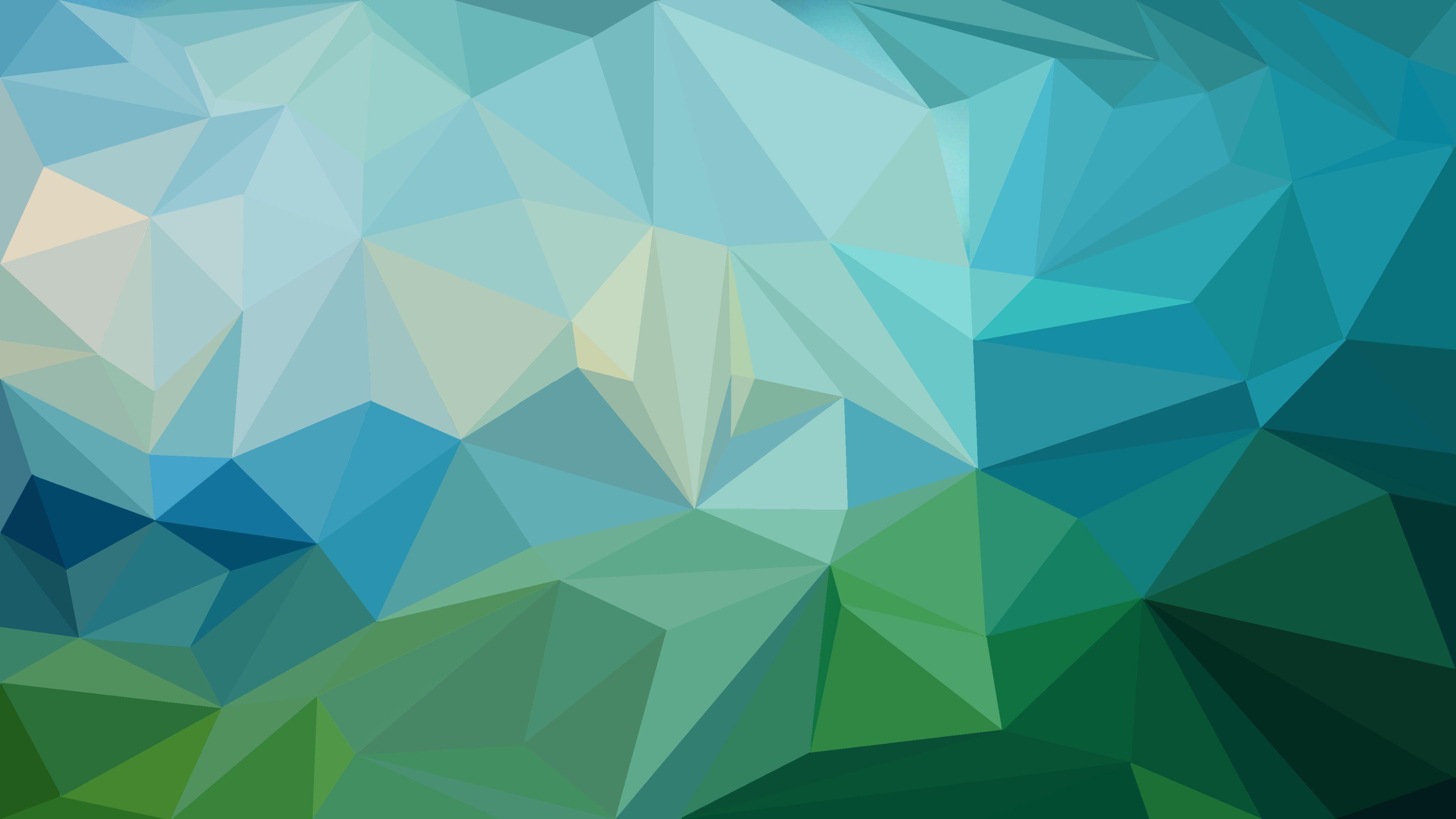 Blue Green Geometric Wallpapers Top Free Blue Green Geometric Backgrounds Wallpaperaccess